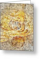 Abstraction 561-11-13 Marucii Greeting Card