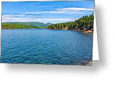 Acadia Beauty Greeting Card