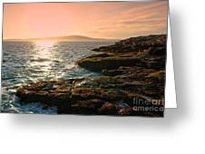 Acadia National Park Greeting Card by Olivier Le Queinec