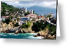 Acapulco Greeting Card