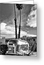 Ace Trailer Palm Springs Greeting Card by William Dey