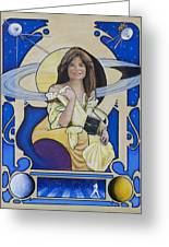 Across The Universe - Carolyn Porco Greeting Card
