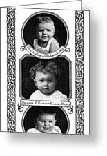 Ad Mellin's Baby Food Greeting Card
