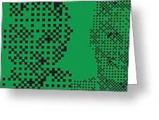Ad016 Tnm Greeting Card