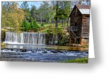 Adairs Mill Greeting Card by Bob Jackson