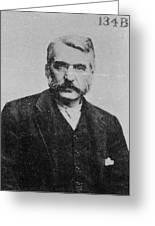 Adam Worth (1844-1902) Greeting Card