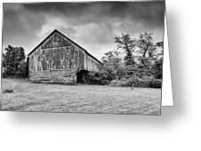 Adams County Barn 2923b Greeting Card