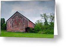 Adams County Barn 7d02923c Greeting Card