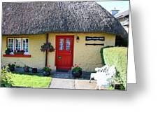 Adare Ireland 7289 Greeting Card