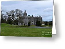 Adare Manor Greeting Card