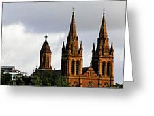 Adelaide 3 Greeting Card
