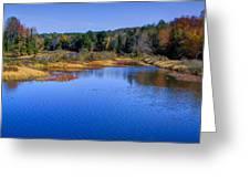 Adirondack Color Vii Greeting Card