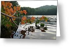 Adirondack Weekend Greeting Card