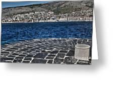 Adriatic Sea Greeting Card