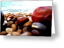 Adriatico Preistorico 2 Greeting Card