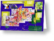 Tzaddik Nistar 2 One Greeting Card