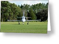 Aero L-39 Greeting Card