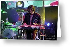 Aerosmith-joe Perry-00124 Greeting Card