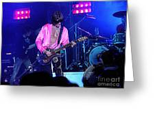 Aerosmith-joe Perry-00134-2 Greeting Card