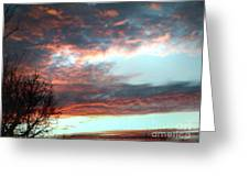 After The Storm Greeting Card by Jeffery Fagan