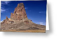 Agathla Peak Greeting Card