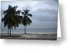 Agatti Island Greeting Card