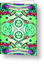 Age Of The Machine 20130605m72 Vertical Greeting Card by Wingsdomain Art and Photography