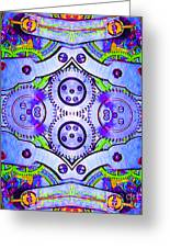 Age Of The Machine 20130605p36 Vertical Greeting Card by Wingsdomain Art and Photography