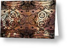 Age Of The Machine 20130605rust Greeting Card
