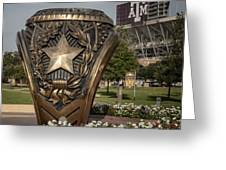 Aggie Ring Greeting Card