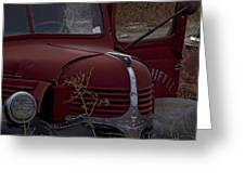 Aging Dodge   #3514 Greeting Card