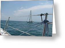Ahoy Greeting Card