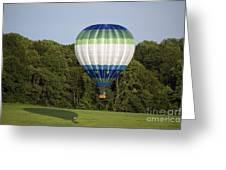 Air Balloons  0458 Greeting Card
