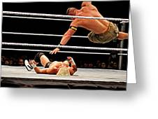 Air Cena Greeting Card
