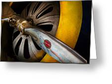 Air - Pilot - Ready For Take Off Greeting Card by Mike Savad