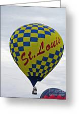 Air St. Louis Greeting Card