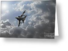 Air Superiority Greeting Card