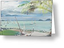 Airlie Beach  Australia Greeting Card