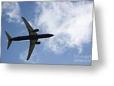 Airplane IIi Greeting Card