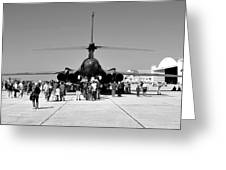 Airshow Greeting Card