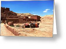 Ait Ben Haddou 10 Greeting Card