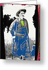 Al Seiber Chief Scout Indian Wars No Date 2013 Greeting Card