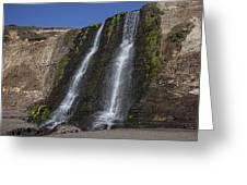 Alamere Falls Three Greeting Card by Garry Gay