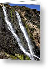 Alamere Falls Two Greeting Card