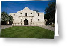 Alamo Greeting Card