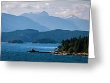 Alaska 0830 Greeting Card
