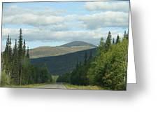 Alaska 14 Greeting Card