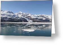 Alaska Calm Bay Greeting Card