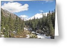Alaska Country Greeting Card
