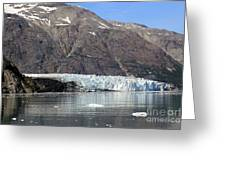 Alaska Glacier Greeting Card